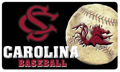SPORTS LIBRARY, South Carolina, USC, baseball