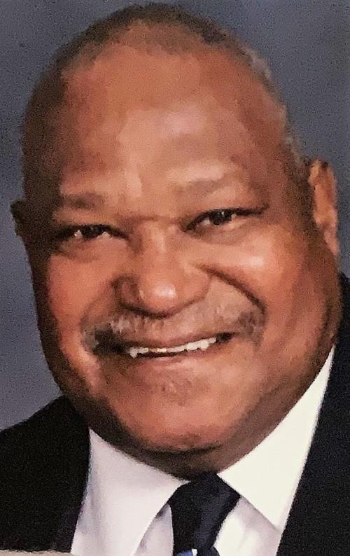 Rev. Cecil Daniel Robinson Sr.