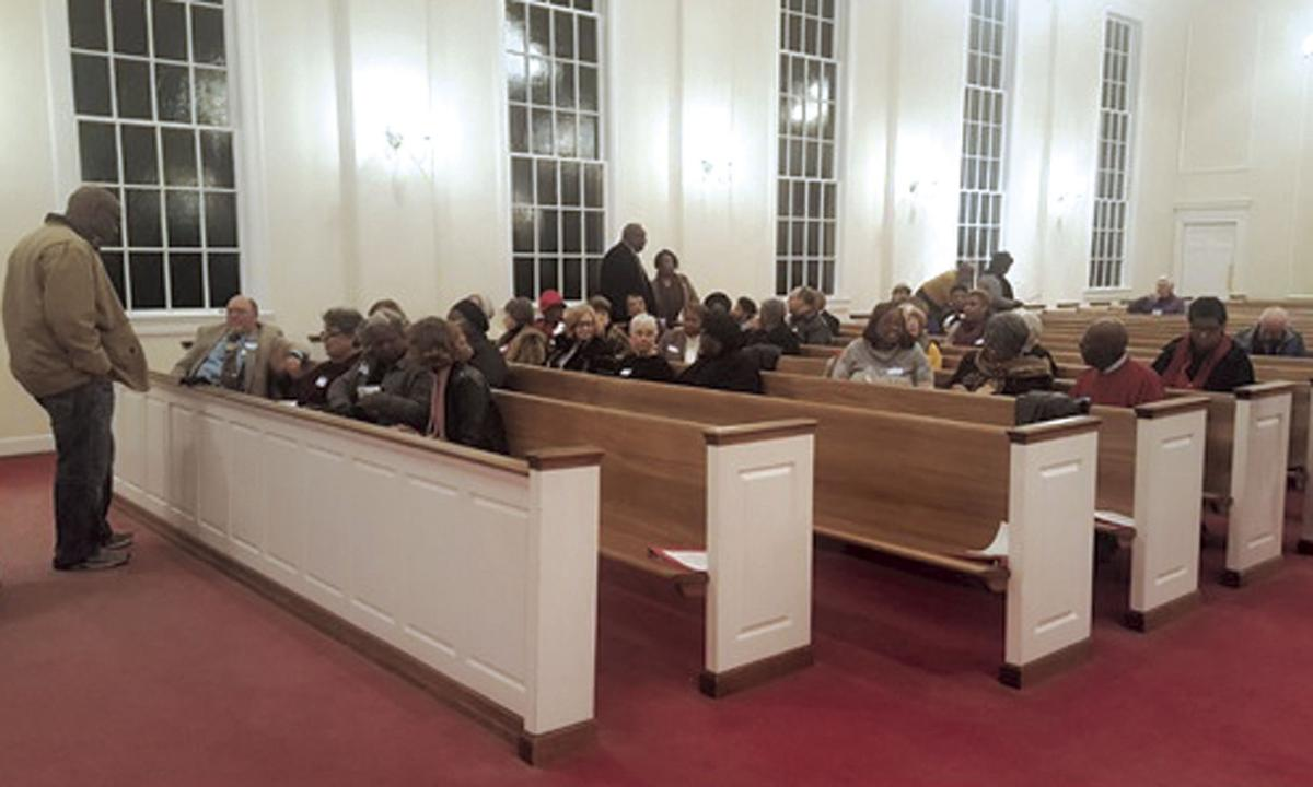 "St. Andrew's United Methodist Church ""Selma"""