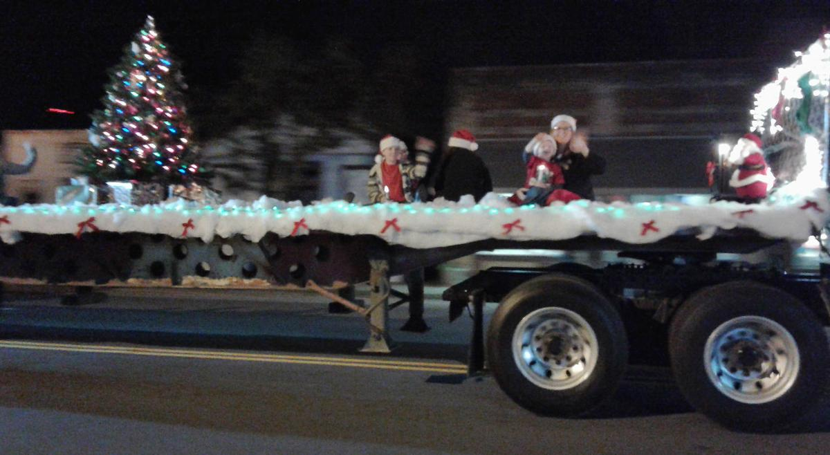 Ehrhardt Lighted Christmas Parade