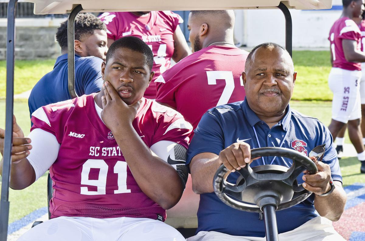 SC STATE FOOTBALL: Bulldogs have schedule of challenges and