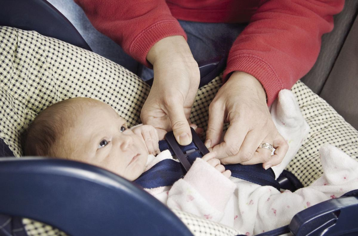 Carseat, safety