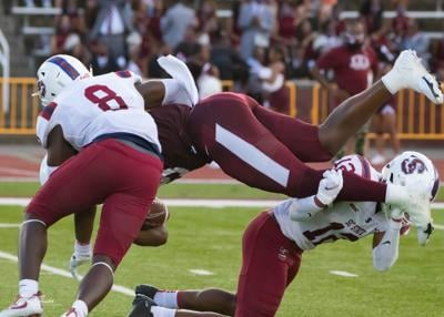 SC State football