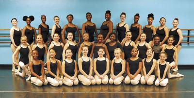 OCB dancers attend Summer Intensive classes