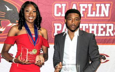 Claflin athletic honorees