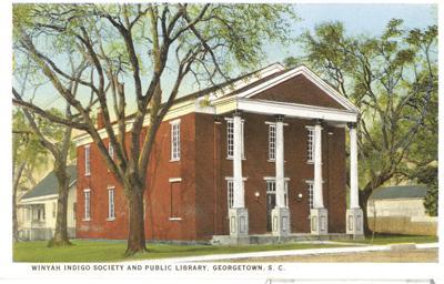 Winyah Indigo Society Hall