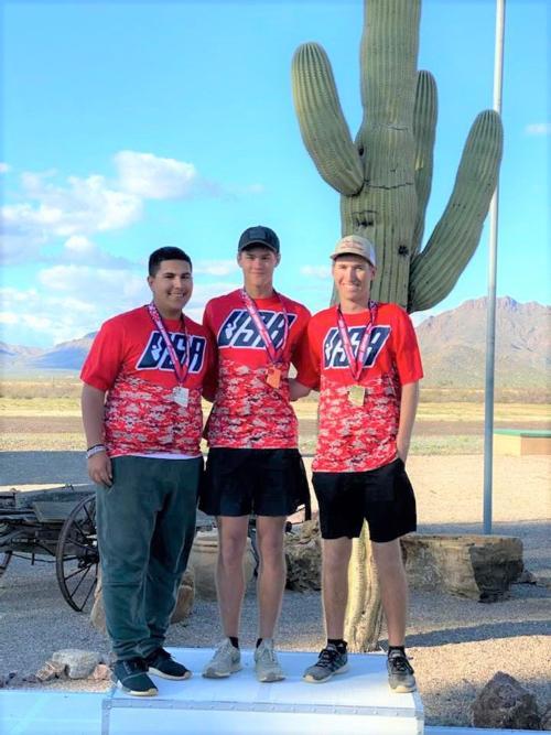 Ahlin makes US Shooting Junior World Championship skeet team