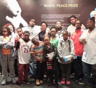 MLK Youth Day Event
