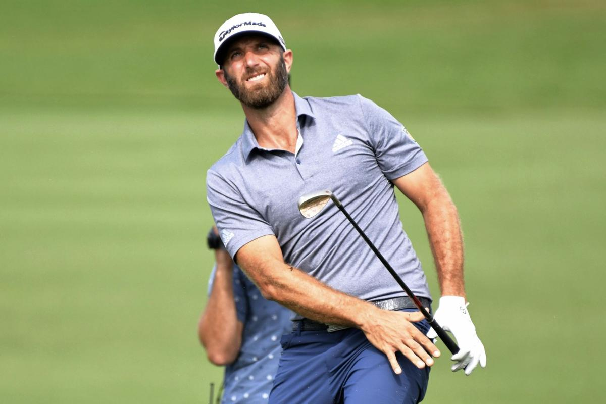 Dustin Johnson Ready To Keep Going In 2021 Golf Thetandd Com