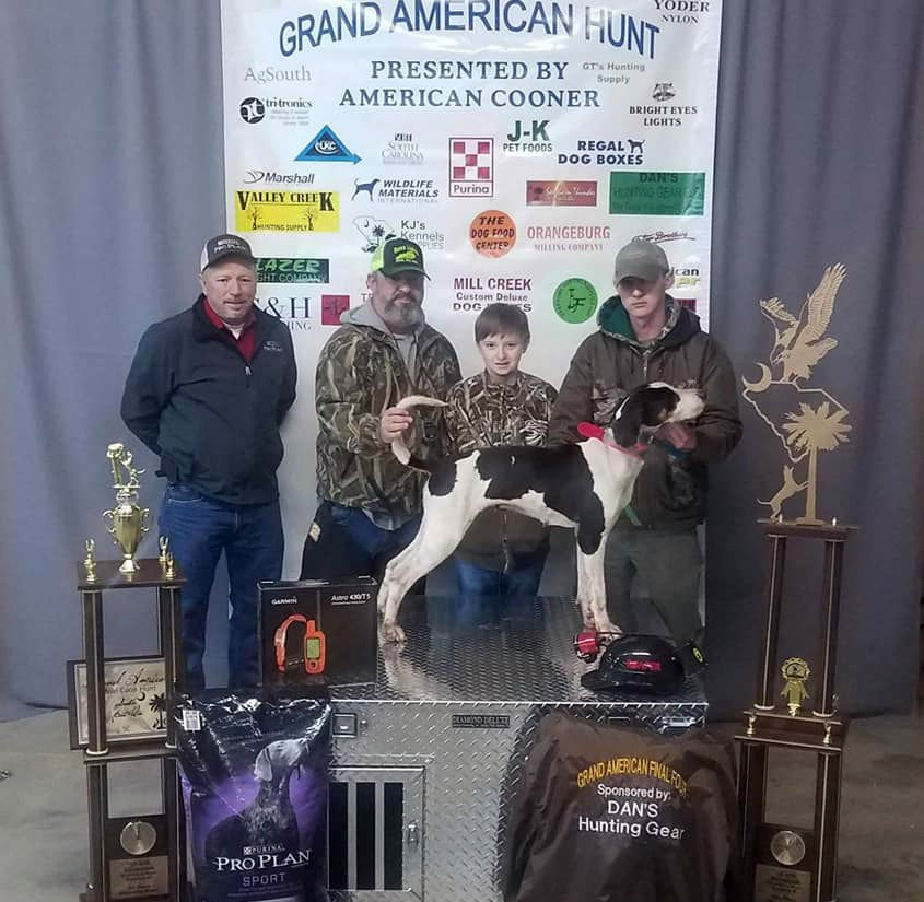 2019 Grand American 2nd-place