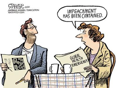 Impeachment contained