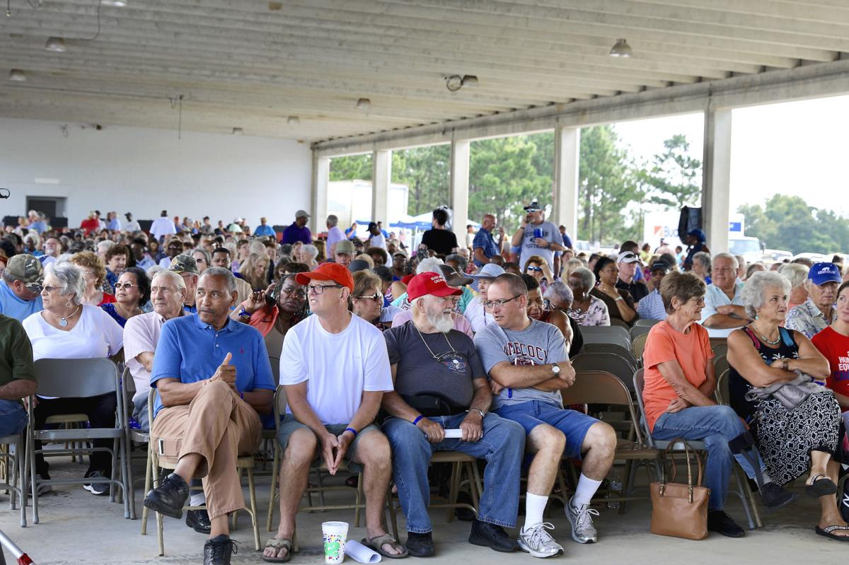 Tri County Electric Cooperative Members Voted To Remove The Board Of Directors Saay About 1 500 Showed Up For Vote