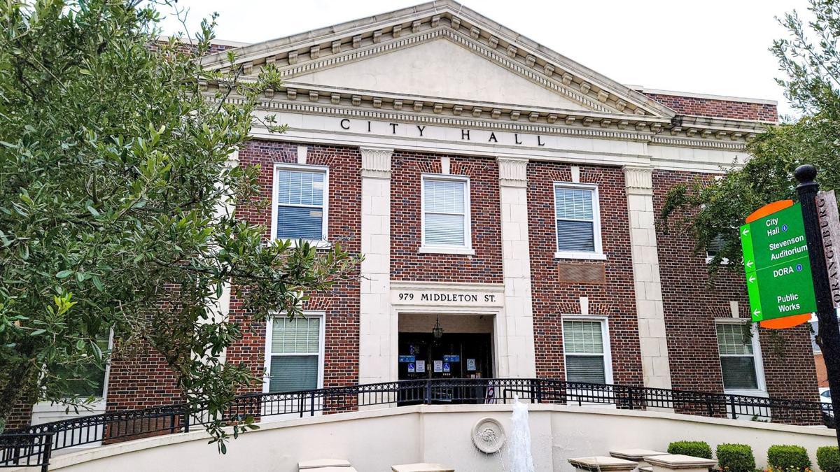 Orangeburg City Hall