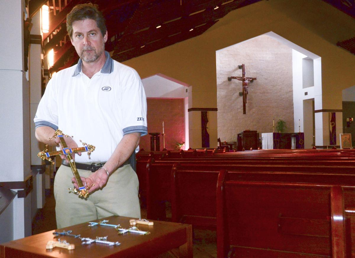 Matt Quay Crucifix