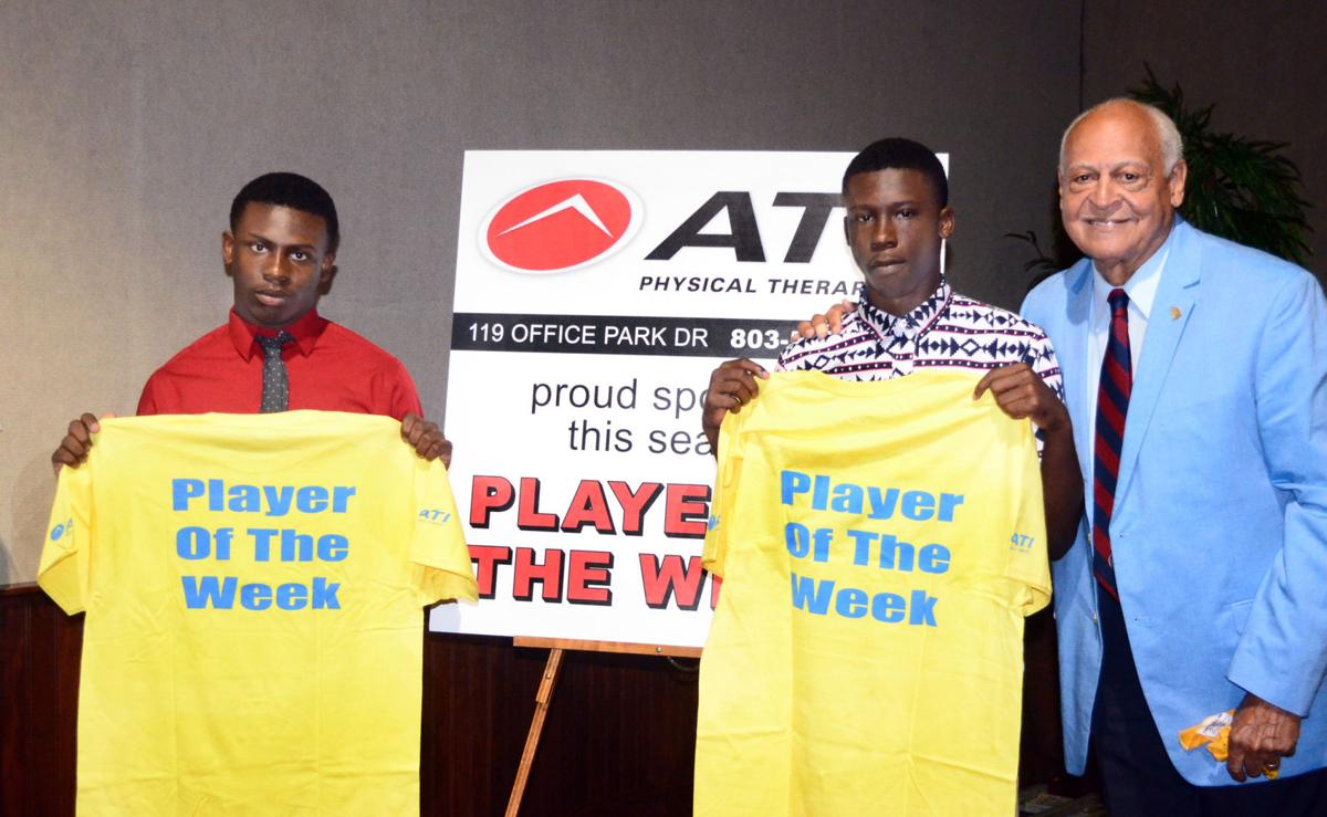 Players of the Week for Week 7