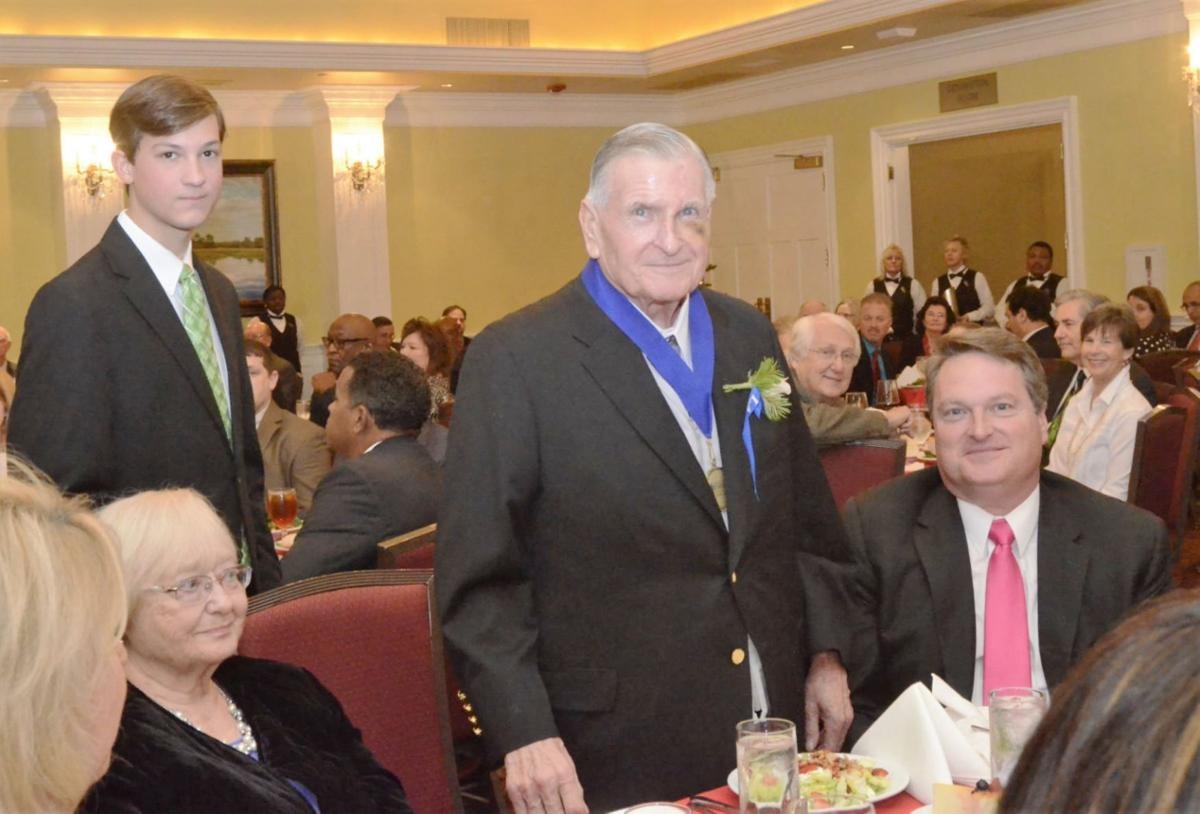 Frank Tourville Business Hall of Fame
