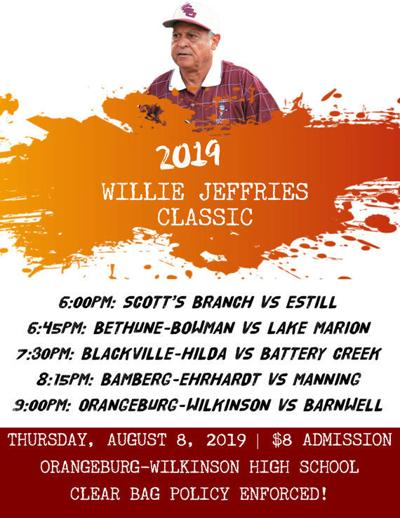 Willie Jeffries Jamboree 2019