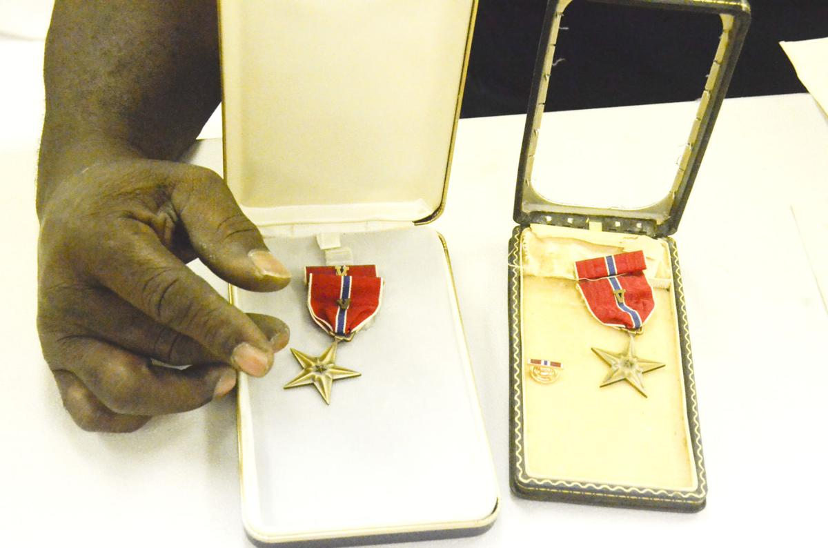 Shuler's medals