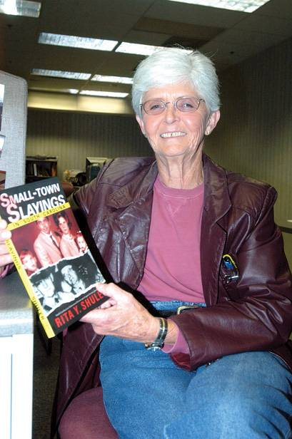 RIPPED FROM THE HEADLINES: Rita Shuler's latest book explores area  true-crime stories   Features   thetandd.com