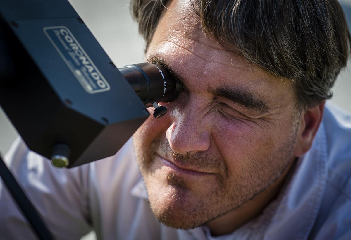 Astronomer Eclipse