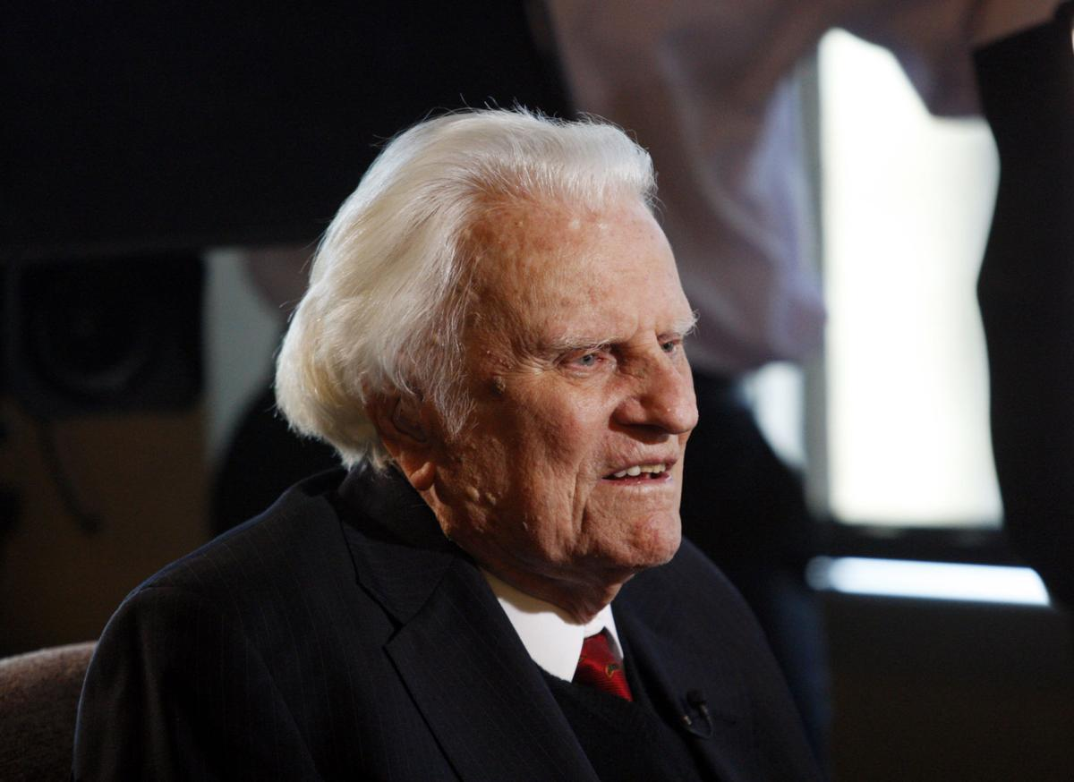 LIBRARY Billy Graham