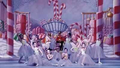 The Nutcracker and Orangeburg Civic Ballet