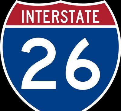Interstate 26 logo LIBRARY