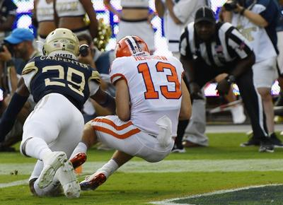 sports shoes d8fe0 49906 CLEMSON FOOTBALL: Renfrow reflects on special career ...
