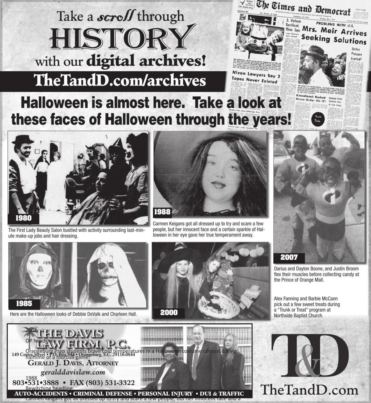 TheTandD.com/archives Oct. 27, 2019