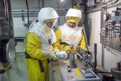 181571 Plutonium Blend Down 105-K 12-05-18 003