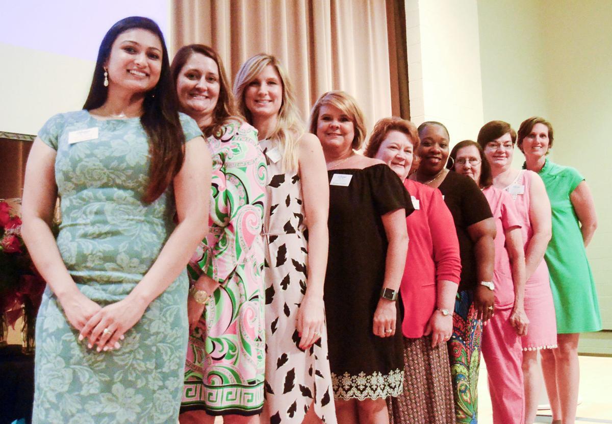 051219 Nurses Event honorees