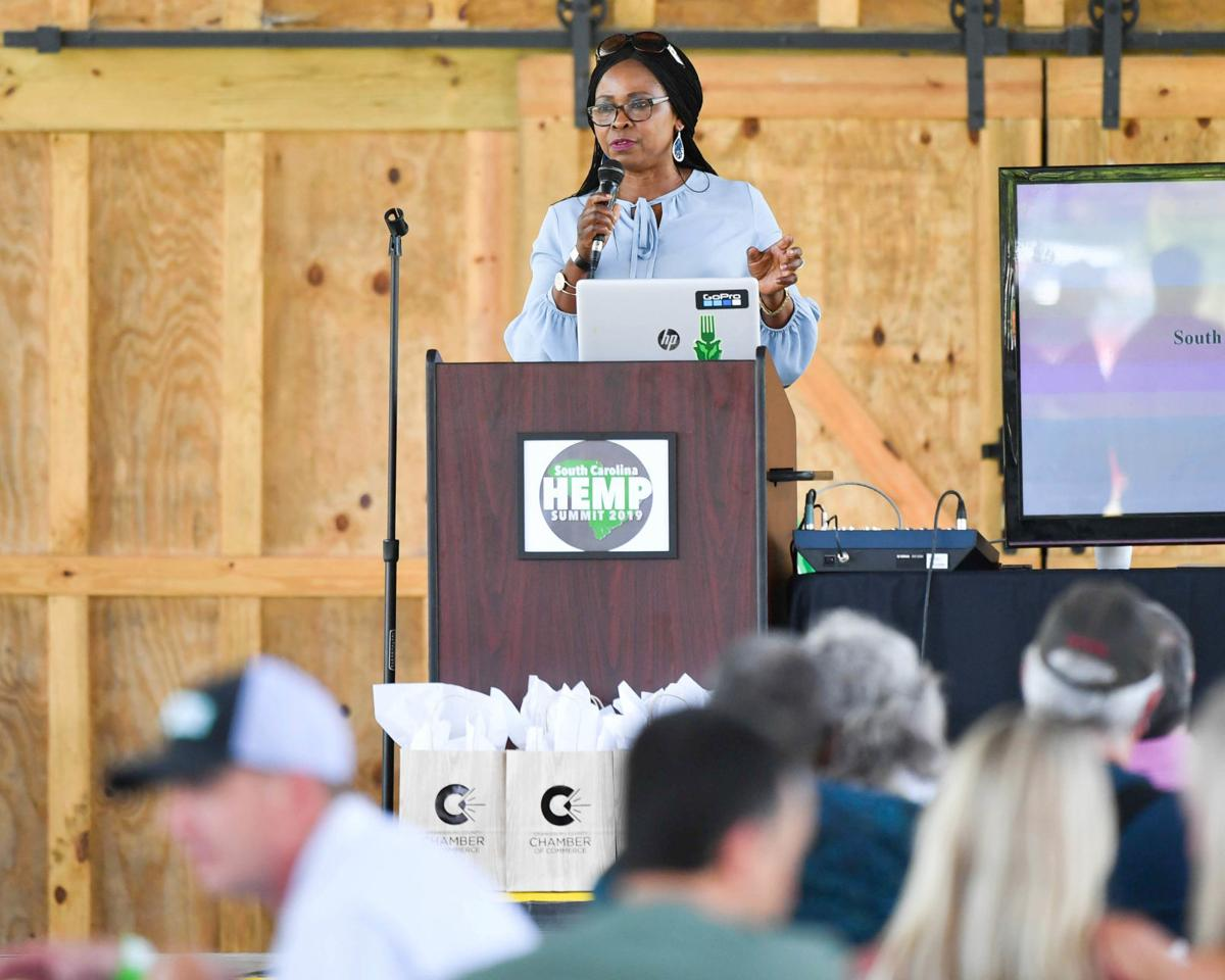 S.C. Hemp Summit speaker