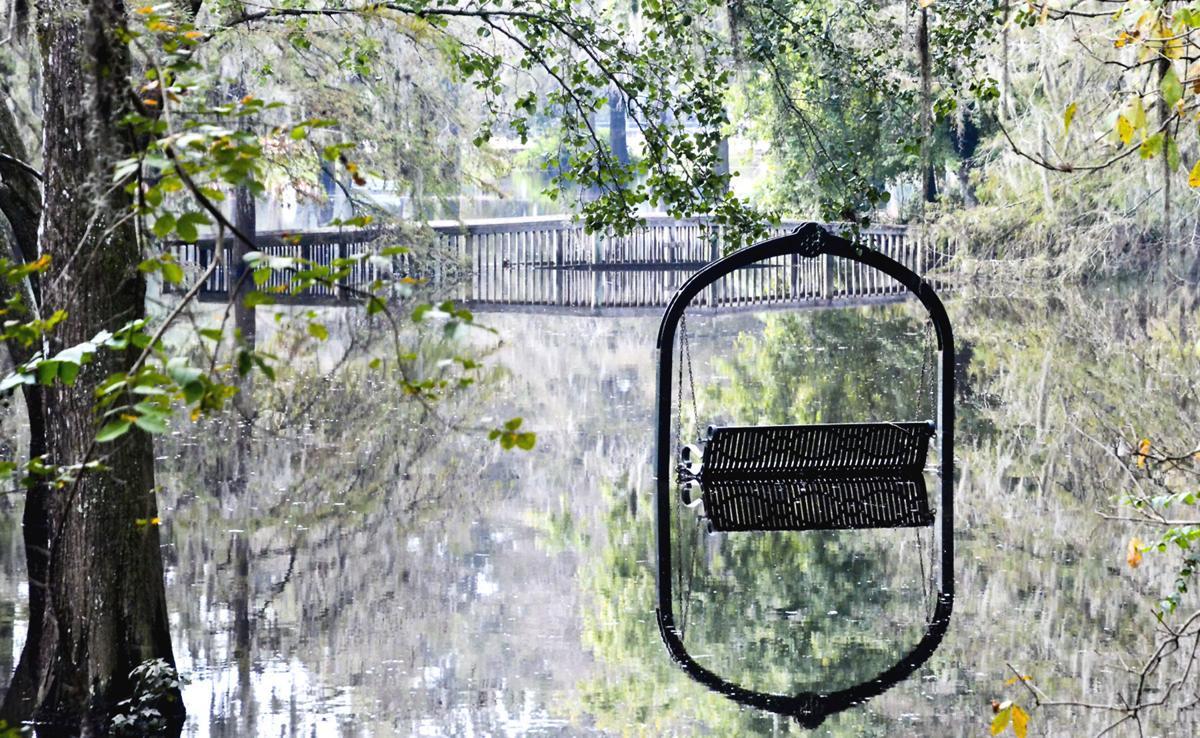 Edisto Gardens flooding