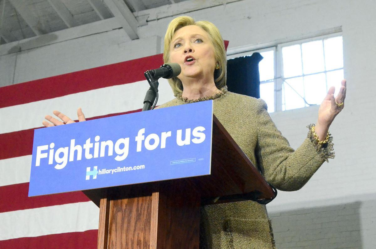 022716 Hillary Clinton At SCSU ch