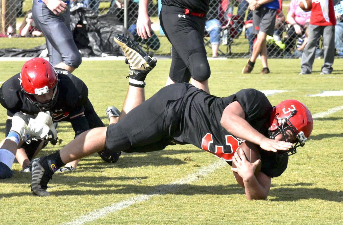 Three Peat Andrew Jackson Academy Scores Late To Take Third