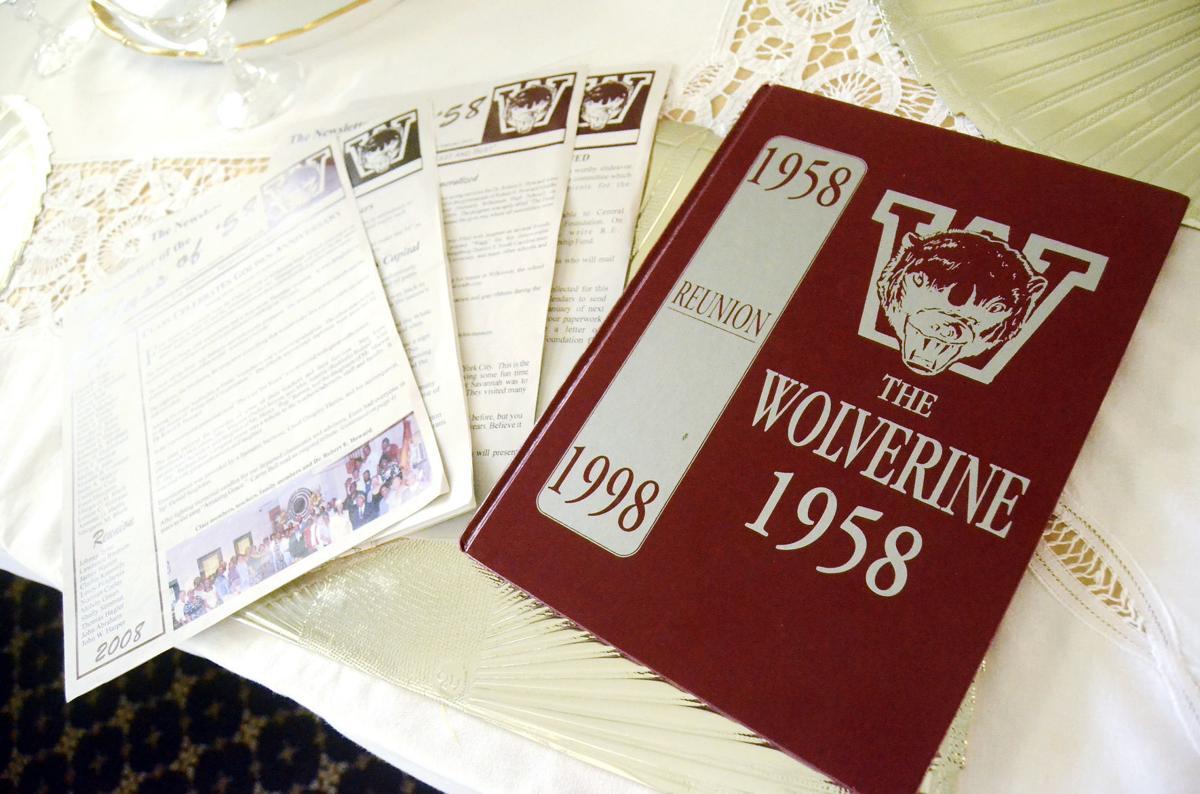 071918 Wilkinson Class Of 1958 yearbook