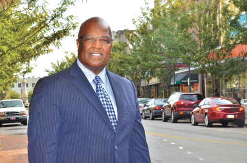 Butler Says He S Ready To Assess City S Needs Get To Work