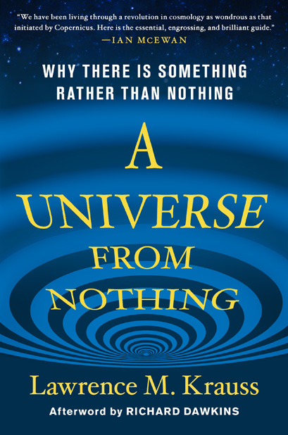 Book Review A Universe From Nothing