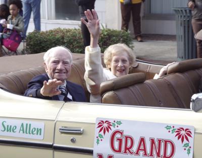 Henry and Sue Allen