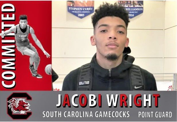 Wright commits to USC
