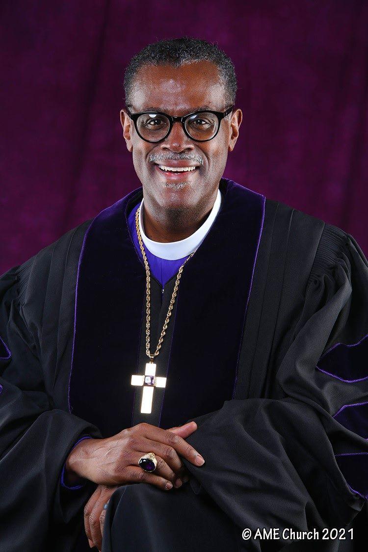 The Right Reverend Silvester Beaman