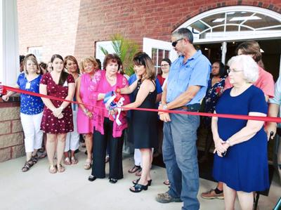 060419 Bamberg Family Practice Ribbon Cutting
