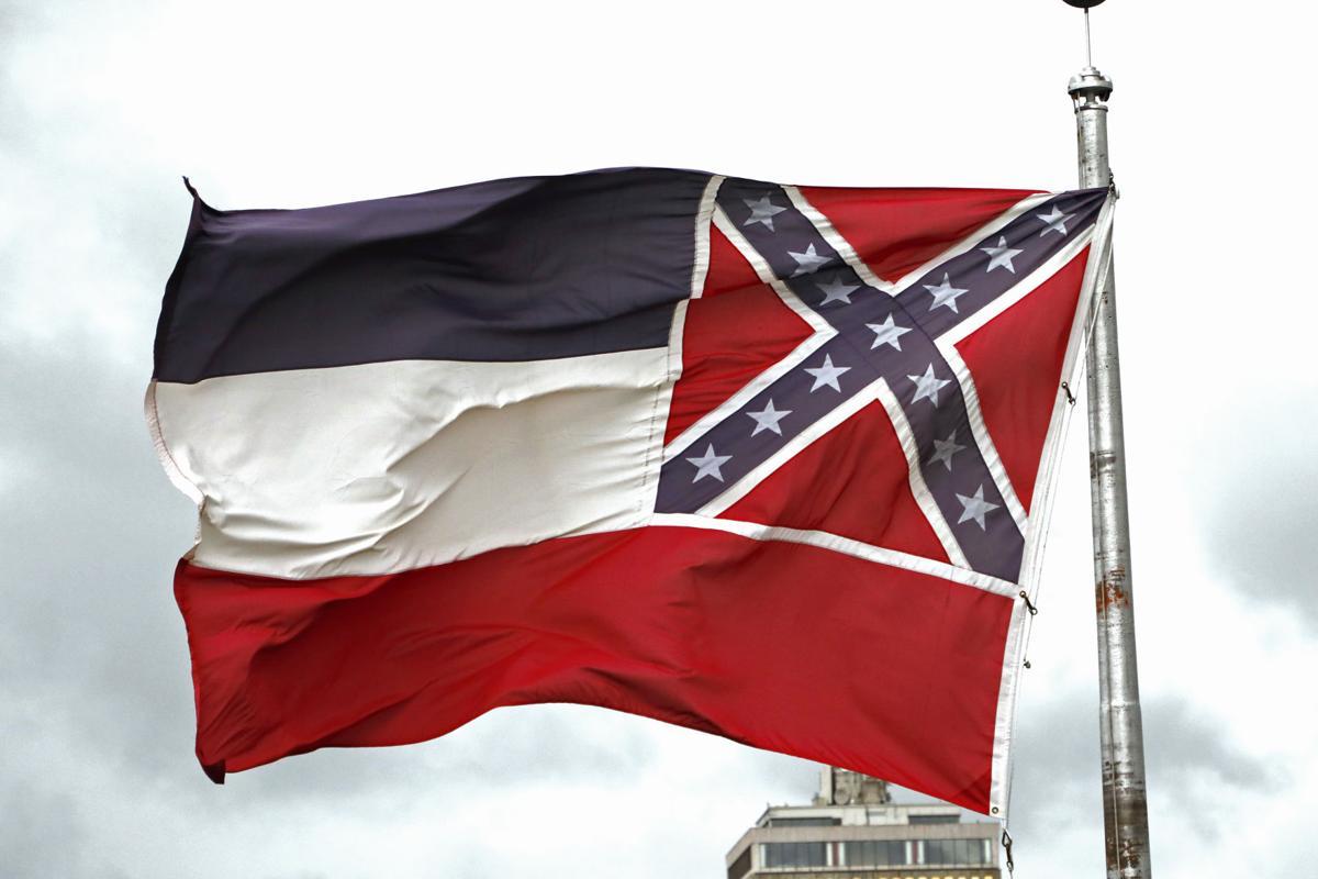 Racial Injustice Confederate Flag Mississippi