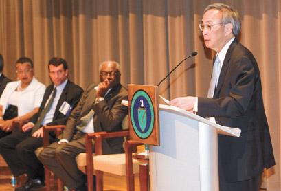 Energy Secretary Steven Chu