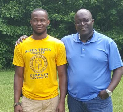 stepfather-son grads
