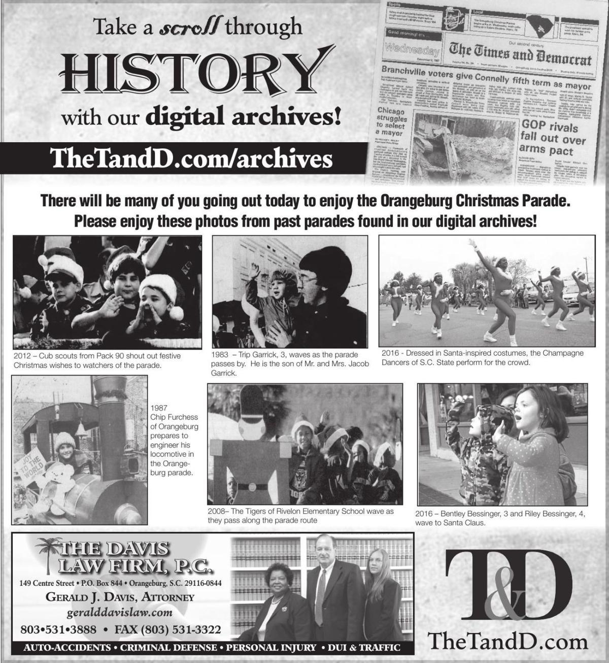 TheTandD.com/archives Dec. 8, 2019