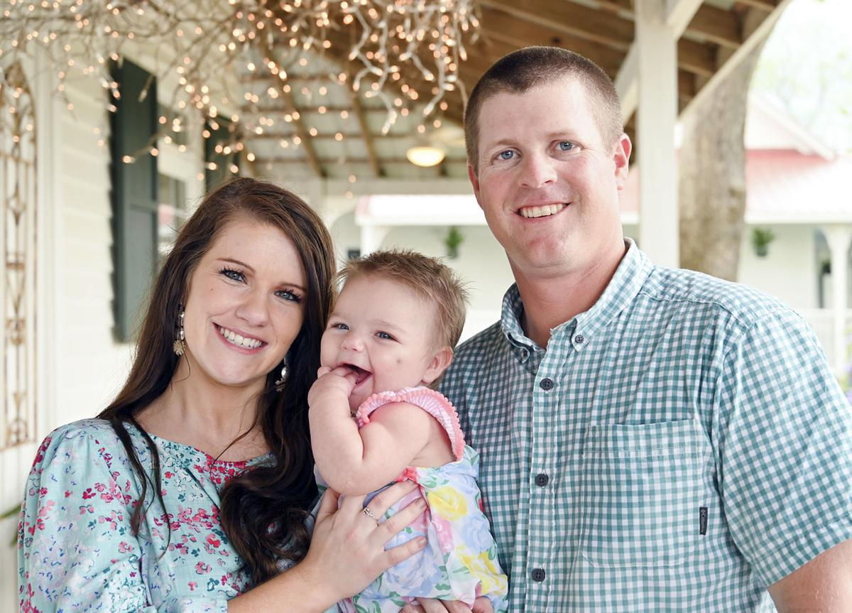 Songs for Saylor' will benefit 1-year-old who needs kidney