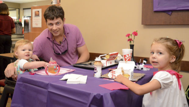 Chick Fil A Daddy Daughter Date Night 2018 Registration