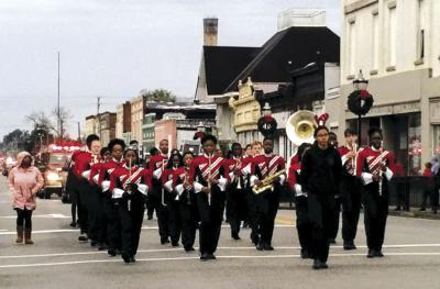 Bamberg-Ehrhardt High School Marching Band