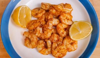 Recipe of the Day: How to Cook Shrimp in an Air Fryer